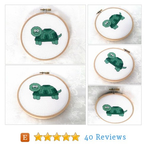 Turtle embroidery, pet needlepoint, PDF #etsy @xcompassneedlex https://www.SharePicVideo.com/?ref=PostPicVideoToTwitter-xcompassneedlex #etsy #PromoteEtsy #PictureVideo @SharePicVideo