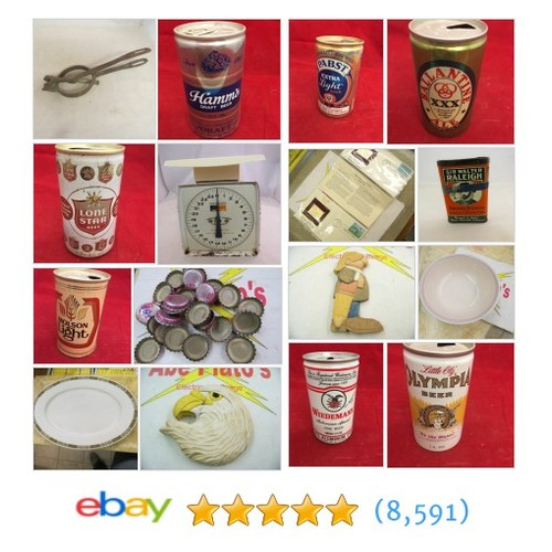 Collectibles Great deals from Abe Plato's Salvage #ebay @abeplato  #ebay #PromoteEbay #PictureVideo @SharePicVideo