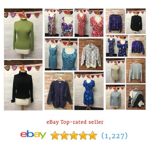 £15 & Under Items in Ahoy Sailor Vintage Clothing shop . #ebay @ahoysailor_v  #ebay #PromoteEbay #PictureVideo @SharePicVideo