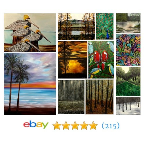 All Categories Items in artbylisaaerts store #ebay @laerts1185  #ebay #PromoteEbay #PictureVideo @SharePicVideo