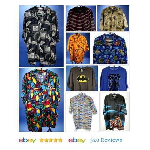 Check out our #Men's #Clothing Items in J&J's Clothing Gifts & Collectibles store on eBay!  #ebay #PromoteEbay #PictureVideo @SharePicVideo