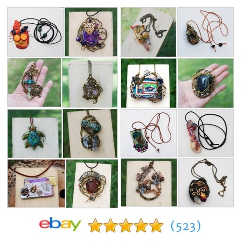 Necklace Great deals from Jeanninehandmade #ebay @jeanninejewelry  #ebay #PromoteEbay #PictureVideo @SharePicVideo