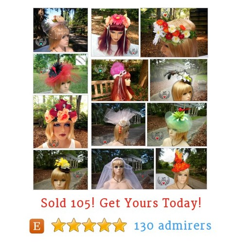 Kentucky Derby hats Etsy shop #kentuckyderbyhat #etsy @ivette_cardoso  #etsy #PromoteEtsy #PictureVideo @SharePicVideo