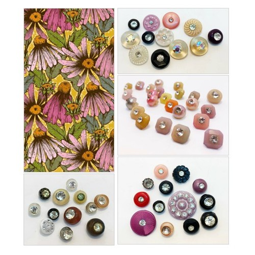 Beautiful 1950's Rhinestone Center Vintage Buttons!   by supplysideeconomics Etsy shop  #etsyspecialt #integritytt #SpecialTGIF #Specialtoo  #TMTinsta     @SGH_RTs  @DestelloRTs @Quickest_Rts Vintagerhinestones #vintagebuttons #etsy #PromoteEtsy #PictureVideo @SharePicVideo