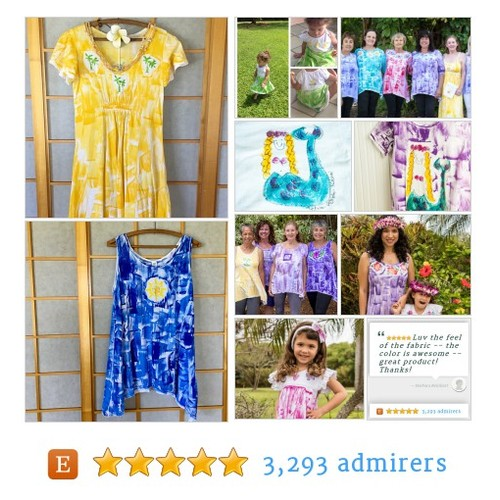 SPRING HAS SPRUNG fashion from Kaua'i  #etsyfashion #etsymntt #etsyhandmade @HawaiiRT @DNR_CREW @HyperRTs @EtsyRT #etsy #PromoteEtsy #PictureVideo @SharePicVideo