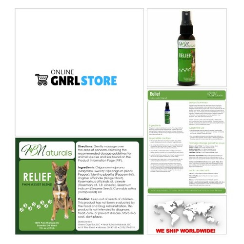 Relief | 4 your #Pets #Dog #Dogs - formulated for relief from chronic joint pain, arthritis, and hip dysplasia   #socialselling #PromoteStore #PictureVideo @SharePicVideo