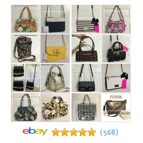 Handbags Items in mariannoonan store #ebay @bunnypie63  #ebay #PromoteEbay #PictureVideo @SharePicVideo