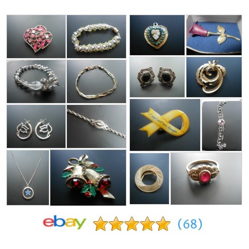 Jewelry Great deals from Posies&Things | eBay Stores #jewelry #ebay @shirlilly2016  #ebay #PromoteEbay #PictureVideo @SharePicVideo