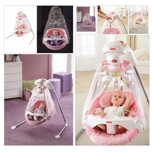 #Fisher-#Price #Papasan #Cradle #Swing, #Butterfly #Garden  #socialselling #PromoteStore #PictureVideo @SharePicVideo