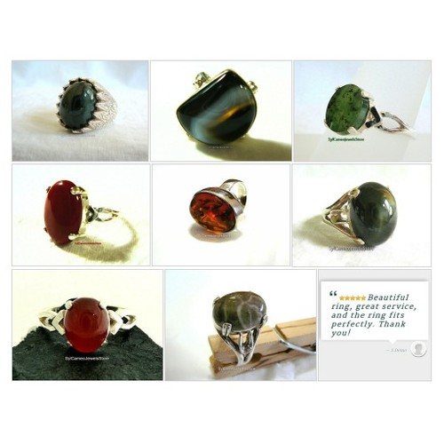 #Vintage #Rings #Jewelry #SylCameoJewelsStore #Etsyshop #greenjade #coral #amber @Etsy #etsyspecialt #integritytt #Specialt #etsyteamunity #KISTeam @DNRBOT @Wild_RTs @Panther_RTs #tigerseye #etsy #PromoteEtsy #PictureVideo @SharePicVideo
