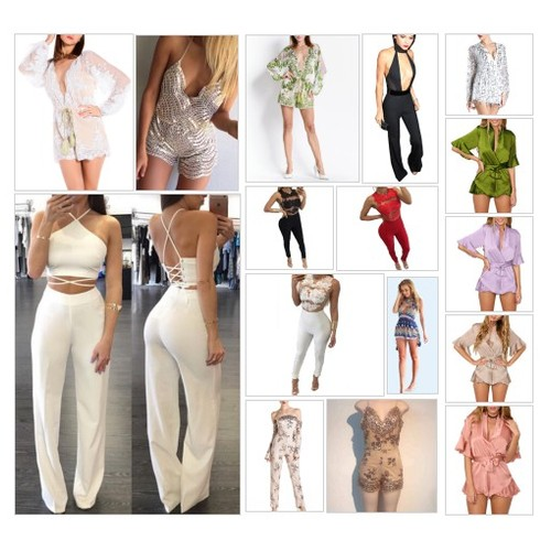 Jumpsuits/Playsuits #shopify @s_boudoir  #socialselling #PromoteStore #PictureVideo @SharePicVideo