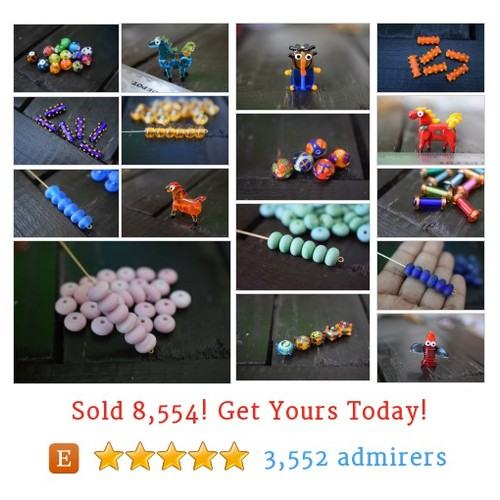 Lampwork Glass Beads Etsy shop #lampworkglassbead #etsy @brasscharmco  #etsy #PromoteEtsy #PictureVideo @SharePicVideo