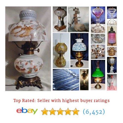 LAMPS & LIGHTING Antique Items in AntiquesEtcetera store #ebay @antiquesetc16  #ebay #PromoteEbay #PictureVideo @SharePicVideo