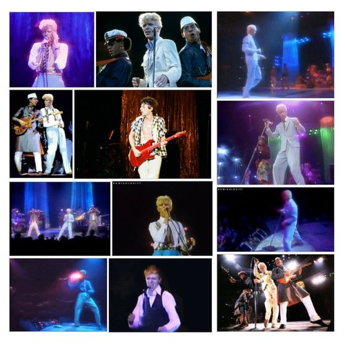 DAVID BOWIE AND THE STATION TO STATION  TOUR #socialselling #PromoteStore #PictureVideo @SharePicVideo