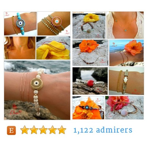 Boho Jewelry Minimal Layering Evil Eye Jewelry @2BJewelry  Etsy shop  #etsy #PromoteEtsy #PictureVideo @SharePicVideo