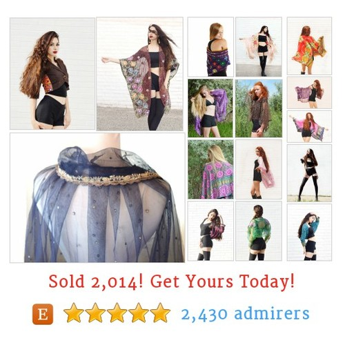 jackets, ponchos, capes Etsy shop #etsy @miriboheme  #etsy #PromoteEtsy #PictureVideo @SharePicVideo