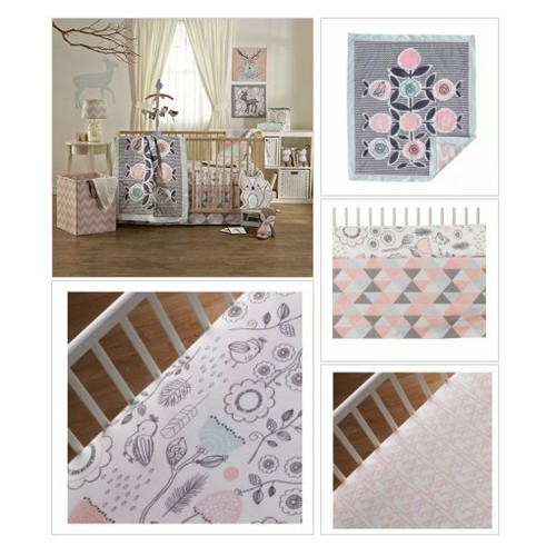 Lolli Living Sparrow 4 Piece Crib Set  #socialselling #PromoteStore #PictureVideo @SharePicVideo