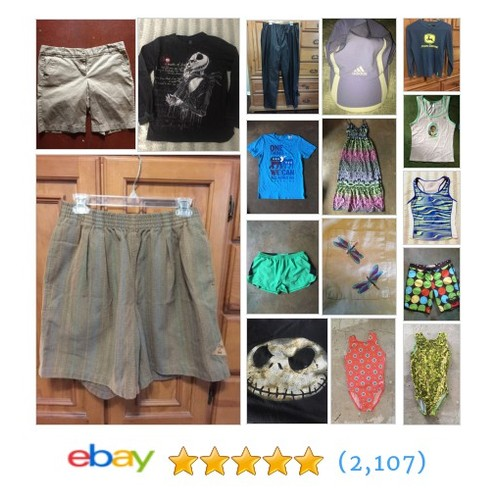 Women's Clothing Items in kikithespunkymunky store #ebay @kikispunkymunky  #ebay #PromoteEbay #PictureVideo @SharePicVideo