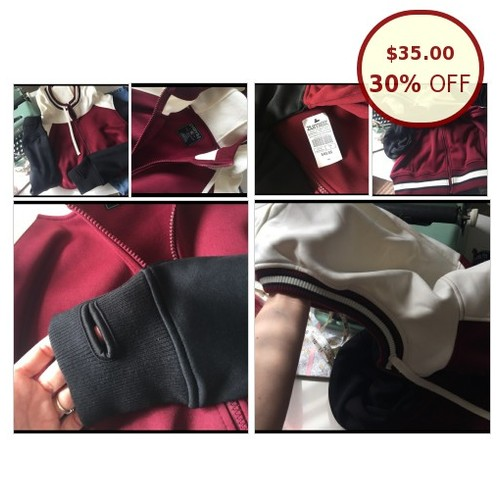 Varsity Jacket @tleavesgray https://www.SharePicVideo.com/?ref=PostPicVideoToTwitter-tleavesgray #socialselling #PromoteStore #PictureVideo @SharePicVideo