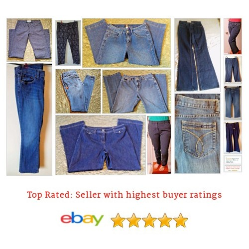 #Jeans Items in Classyis store on eBay! #Jean #ebay #PromoteEbay #PictureVideo @SharePicVideo