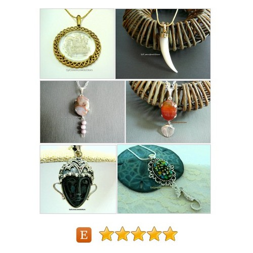 #Vintage #Pendant #Necklace #Jewelry #Collectibles #SylCameoJewelsStore #Etsyshop #GiftIIdeas #SpecialT #etsyspecialt #IntegrityTT @etsyRT #MothersDay  #etsy #PromoteEtsy #PictureVideo @SharePicVideo