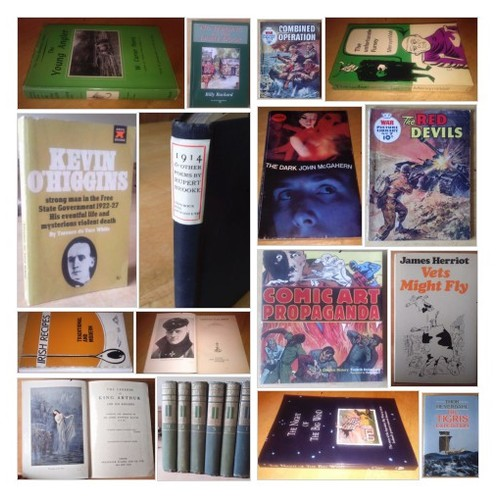 Antiquarian & Vintage Items in Rosmuc Books shop . #ebay @tomasconneely  #ebay #PromoteEbay #PictureVideo @SharePicVideo