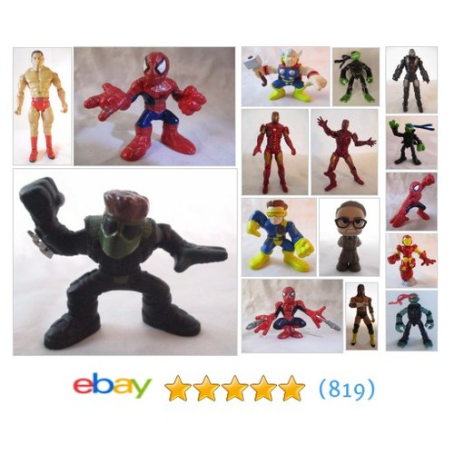 ACTION FIGURES + Items in theresellerfeller Store store #ebay @uptonjeff  #ebay #PromoteEbay #PictureVideo @SharePicVideo