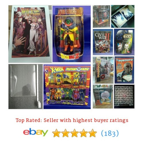 All Categories Items in Time Warp Comic Books store #ebay @timewarp_comics  #ebay #PromoteEbay #PictureVideo @SharePicVideo
