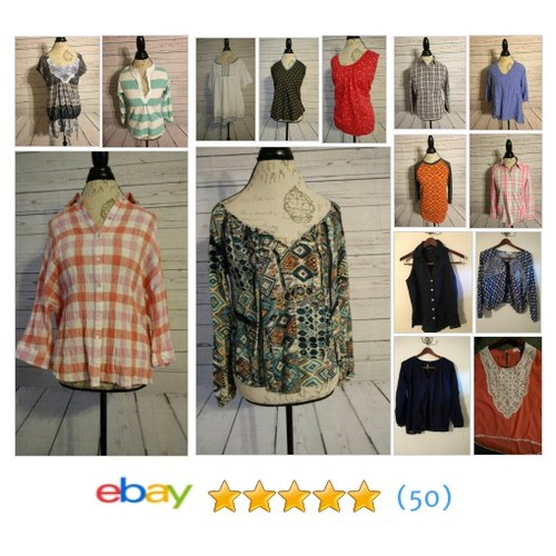 Women's Designer Blouses Items in Twice as Nice Trading Company store @twiceasnicetrad #ebay https://SharePicVideo.com?ref=PostVideoToTwitter-twiceasnicetrad #ebay #PromoteEbay #PictureVideo @SharePicVideo