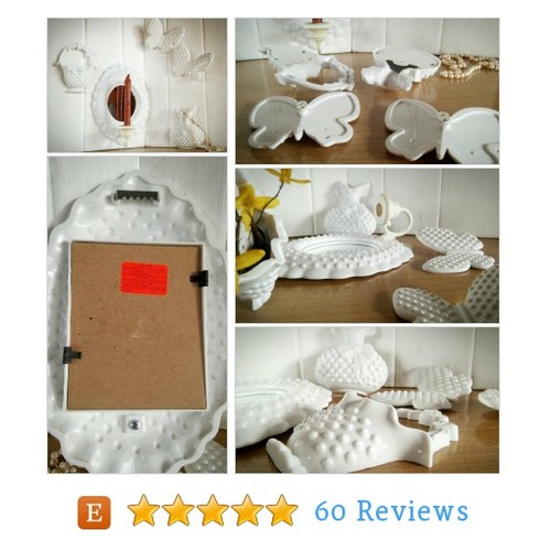 Vintage Burwood Hobnail Wall Décor, Vintage #etsy @abatevintage  #etsy #PromoteEtsy #PictureVideo @SharePicVideo
