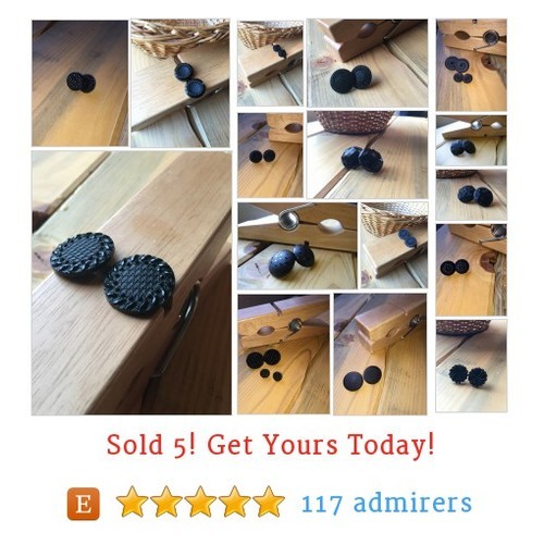 Black Earrings Etsy shop #etsy @catmeow1962 https://www.SharePicVideo.com/?ref=PostPicVideoToTwitter-catmeow1962 #etsy #PromoteEtsy #PictureVideo @SharePicVideo