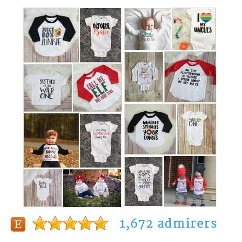 Baby and Toddler Tee's #etsy shop #babyandtoddlertee @kycalidesign  #etsy #PromoteEtsy #PictureVideo @SharePicVideo