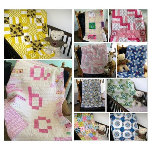 Keepsake Unique Handmade Baby Quilts for Boys and Girls @babyquiltlady #socialselling #PromoteStore #PictureVideo @SharePicVideo