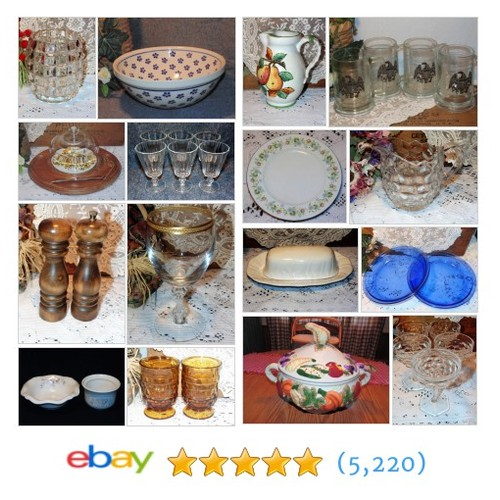 Kitchen, Dining Bar Great deals from BUCKEYE SMILES AND COLLECTIBLES  @buckeye_smiles #ebay  #ebay #PromoteEbay #PictureVideo @SharePicVideo