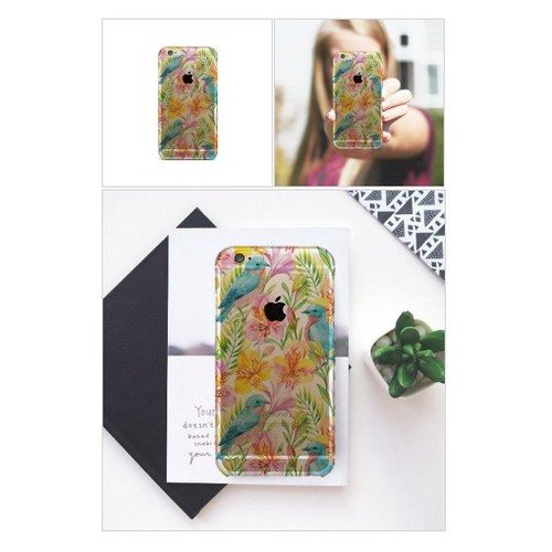 Cute Tiny Bird Pattern Pattern Case iPhone 6 Case Transparent @casemagics  #socialselling #PromoteStore #PictureVideo @SharePicVideo