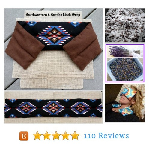 Microwave Neck Wrap, Heating Pad #etsy @inherinnerpeace  #etsy #PromoteEtsy #PictureVideo @SharePicVideo