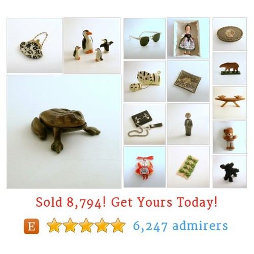 Vintage Treasures Etsy shop #etsy @vintageholiday  #etsy #PromoteEtsy #PictureVideo @SharePicVideo
