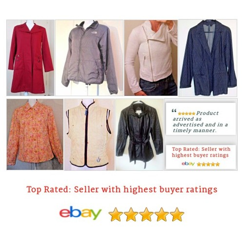 #Jackets Items in Classyis store on eBay! #Jacket #coats #outerwear #ebay #PromoteEbay #PictureVideo @SharePicVideo