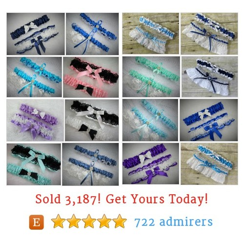 Garters-Satin & Lace Etsy shop #lace #garterssatin #etsy @@momentlee  #etsy #PromoteEtsy #PictureVideo @SharePicVideo
