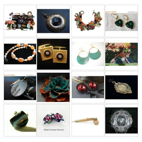 Red Glitter #gifts #EtsySpecialT #integrityTT #artcollage #fashion #sylviacameojewels #smallbusiness #cosmicjewelry #socialselling #PromoteStore #PictureVideo @SharePicVideo