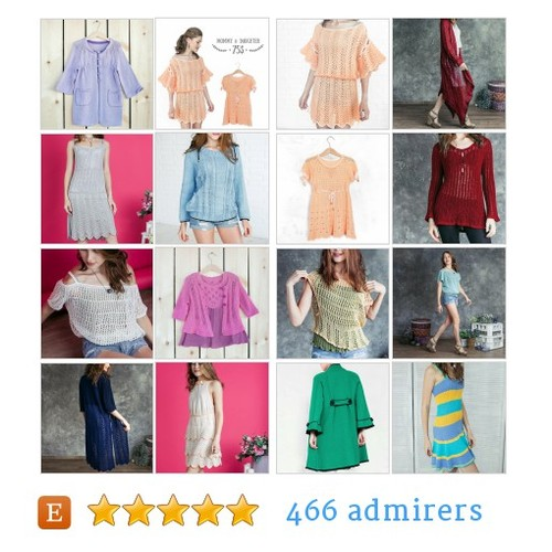 Handmade designer clothes. by LYMIclothes Etsy shop @lymiknit  #etsy #PromoteEtsy #PictureVideo @SharePicVideo