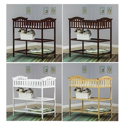 Amazon.com :# Dream On Me #Jessica#Changing#Table, #Cherry :# Baby #socialselling #PromoteStore #PictureVideo @SharePicVideo