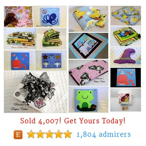 Misc. Gifts Etsy shop #miscgift #etsy @diapercakesbyd  #etsy #PromoteEtsy #PictureVideo @SharePicVideo