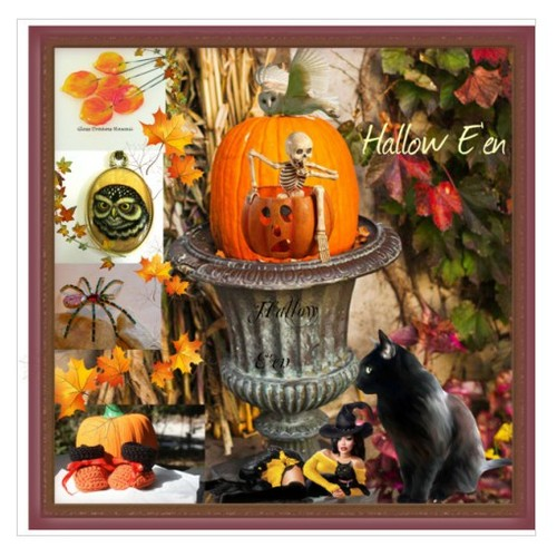 #HallowE'en #Polyvoreset #etsy #etsyspeciat #integrity #TintegrityT www.etsy.com/shop/SylCameoJewelsStore #socialselling #PromoteStore #PictureVideo @SharePicVideo