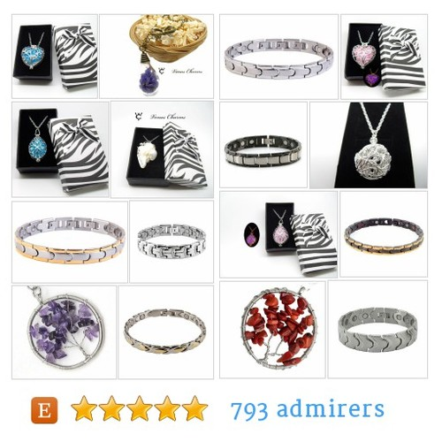 Necklaces and bracelets #etsy shop #necklacesandbracelet @charms925  #etsy #PromoteEtsy #PictureVideo @SharePicVideo