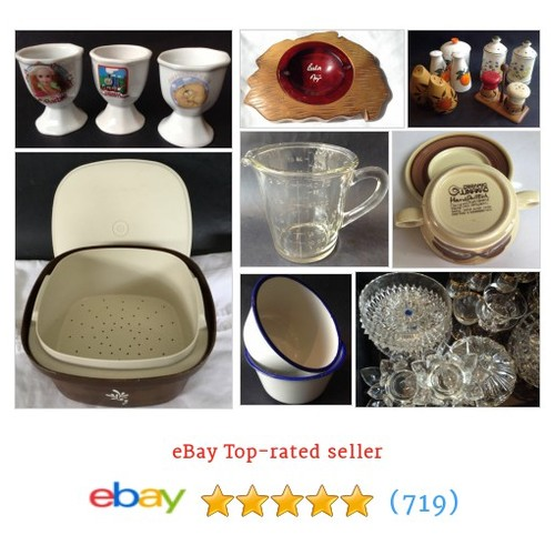 Vintage & retro homewares Items in JustGottaHaveIt store on eBay! #ebay @midler_helen  #ebay #PromoteEbay #PictureVideo @SharePicVideo