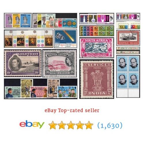 British Commonwealth Items in Global Philately store #ebay @globalphilately https://www.SharePicVideo.com/?ref=PostPicVideoToTwitter-globalphilately #ebay #PromoteEbay #PictureVideo @SharePicVideo