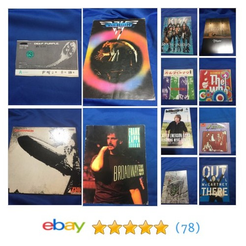 All Categories Items in nakam.toshi s music store #ebay @nakamutoshi1 https://www.SharePicVideo.com/?ref=PostPicVideoToTwitter-nakamutoshi1 #ebay #PromoteEbay #PictureVideo @SharePicVideo