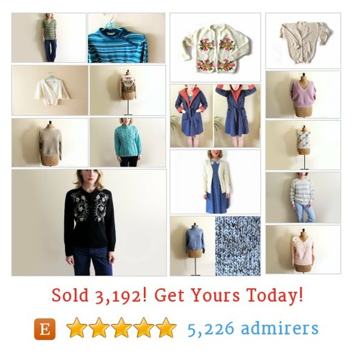 sweaters knits outerwear Etsy shop #sweatersknitsouterwear #etsy @diaphanousvtg  #etsy #PromoteEtsy #PictureVideo @SharePicVideo