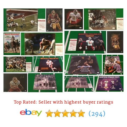 Photos Items in Show & Tell Sports Memorabilia, LLC store on eBay! #photo #ebay @tell_sports  #ebay #PromoteEbay #PictureVideo @SharePicVideo